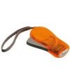 LED knijpkat oranje