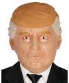 Donald Trump president masker