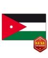 Jordanese vlaggen goede kwaliteit