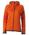 Oranje dames fleece vesten