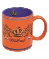 Oranje Holland mokken