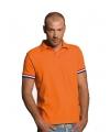 Oranje supporters polo shirt