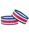 Fan armband Costa Rica