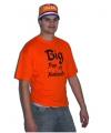 Big fan t-shirts oranje