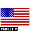 Amerika versiering pakket middel