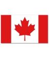 Canadese vlag 90x150 cm
