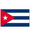 Cubaanse vlag 90x150 cm