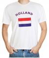Nederlandse vlag t-shirts
